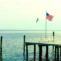 Photo taken at North Beach Boardwalk by Melissa S. on 10/1/2012