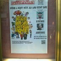 Photo taken at Tarrytown Music Hall by juan p. on 4/22/2013