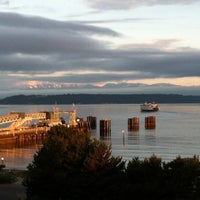 Photo taken at Edmonds Ferry Terminal by Brad T. on 6/17/2013