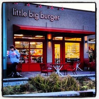 Photo taken at Little Big Burger by D P. on 2/10/2013