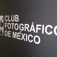 Photo taken at Club Fotográfico de México by Jorge A. on 4/20/2013