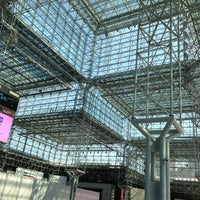 Photo taken at Jacob K. Javits Convention Center by Billy T. on 6/21/2013