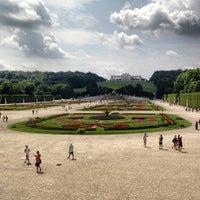 Photo taken at Schonbrunn Palace by Alex L. on 7/15/2013