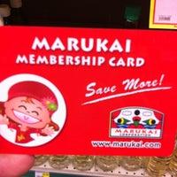 Photo taken at Marukai Market by Susan A. on 7/2/2013