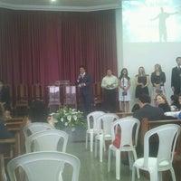 Photo taken at Igreja Adventista da Aldeota by Elano d. on 3/23/2013