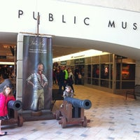 Photo taken at Milwaukee Public Museum, 3D Dome Theater & Planetarium by Aaron B. on 1/20/2013