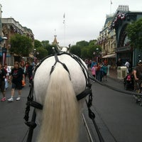 Photo taken at Horse-Drawn Streetcars by Alli M. on 6/2/2013