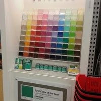 Photo taken at Lowe's Home Improvement by Rachel B. on 9/22/2013