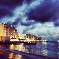 Photo taken at Simpson Bay Resort & Marina by Scott M. on 8/3/2013