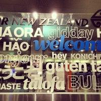 Photo taken at Air New Zealand Koru Lounge by Jek B. on 6/11/2013