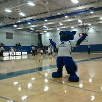 Photo taken at NCCC Thunderwolves Main Arena by Ryan B. on 12/5/2012