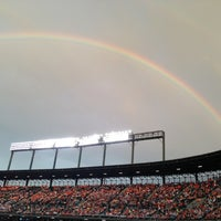 Photo taken at Oriole Park at Camden Yards by Zachary L. on 6/29/2013