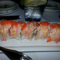 Photo taken at Sushi King by Claudia Y. on 8/26/2013