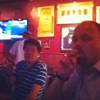 Photo taken at Bo's Cigar Lounge by Christian v. on 9/21/2012