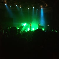 Photo taken at Newport Music Hall by Ryan S. on 9/14/2013