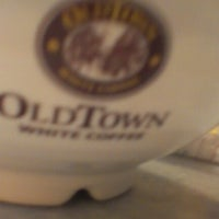 Photo taken at OldTown White Coffee by Melanie L. on 1/1/2013