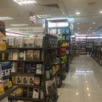 Photo taken at POPULAR Bookstore by Siti Azura M. on 8/22/2016