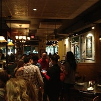 Photo taken at Tryst by Charlie B. on 2/1/2013