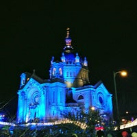 Photo taken at Red Bull Crashed Ice 2014 by Scott M. on 1/27/2013
