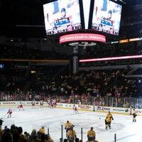 Photo taken at Bridgestone Arena by Bill M. on 4/14/2013