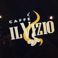 Photo taken at Caffe Il Vizio by Ozgenre on 10/19/2014