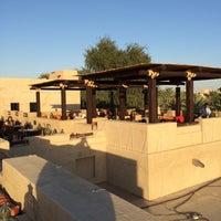 Photo taken at Rooftop Bar Bab Al Shams by Dejan P. on 1/31/2015