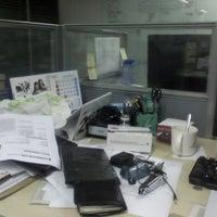 Photo taken at Bo le Associates Ltd by BuBu S. on 12/21/2012