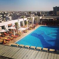 Photo taken at Sheraton Amman Al Nabil Hotel by fevzi t. on 7/24/2013