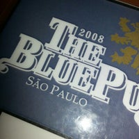 Photo taken at The Blue Pub by Rogério C. on 1/27/2013