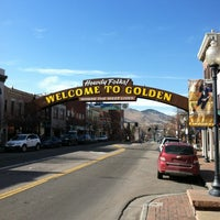 Photo taken at Golden, CO by Samuel H. on 3/7/2013