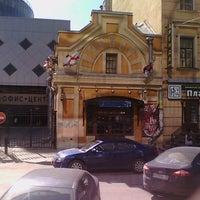 Photo taken at Shilling British Pub by Юрий К. on 4/21/2013