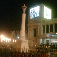 Photo taken at Shipra Mall by Mohit S. on 1/6/2013