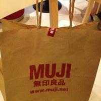 Photo taken at MUJI 無印良品 by Zaq A. on 1/12/2013