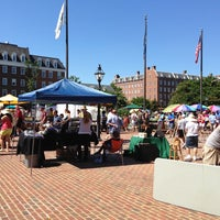 Photo taken at Old Town Farmers' Market by Mokina C. on 6/29/2013