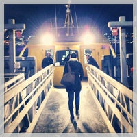 Photo taken at New York Water Taxi - Pier 11, Slip A by Chris on 2/7/2013