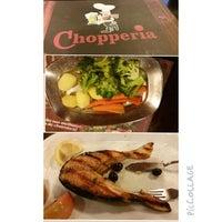 Photo taken at Chopperia by T W. on 10/20/2014