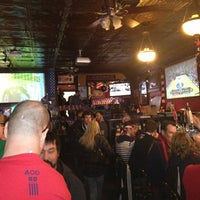 Photo taken at British Bulldog by Brian T. on 3/22/2013