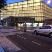 Photo taken at Palacio de Congresos Kursaal by Xavier C. on 9/5/2012