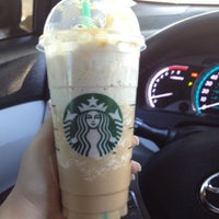Photo taken at Starbucks by ⚡Nicole G. on 6/27/2012