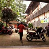 Photo taken at GKI Kebayoran Baru by Khisna A. on 4/22/2012