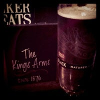 Photo taken at King's Arms by Hanna B. on 7/23/2012