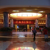 Photo taken at Resorts World Sentosa Casino by Ian P. on 5/1/2013