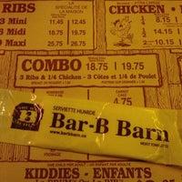 Photo taken at Bar-B Barn by John E. on 1/6/2013