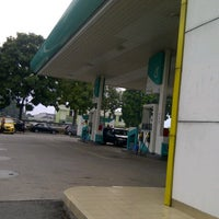 Photo taken at PETRONAS Station by syaifullizam y. on 2/23/2013