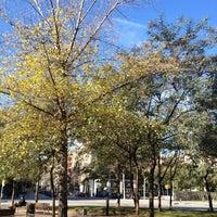 Photo taken at Avinguda de Josep Tarradellas by Евгений Ф. on 1/24/2013