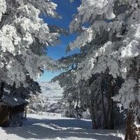 Photo taken at Snowbasin Resort by Noah F. on 2/2/2013