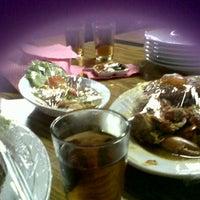 Photo taken at Restoran & Wisata Air Alam Sari by Lucii203 on 7/9/2014