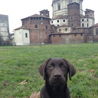 Photo taken at Parco delle Basiliche by Marcos G. on 1/6/2013