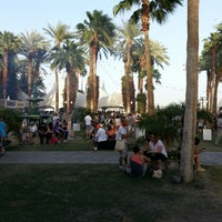 Photo taken at Coachella Main Stage VIP by Rob H. on 4/15/2013