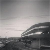 Photo taken at Greyhound Bus Terminal by Leo(lee) K. on 2/7/2013